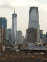 Freedom Tower construction