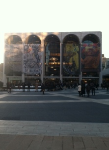The Met at Lincoln Center