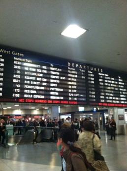 Penn Station NY