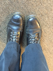 Haha, just kidding. These are my Docs and I love them.